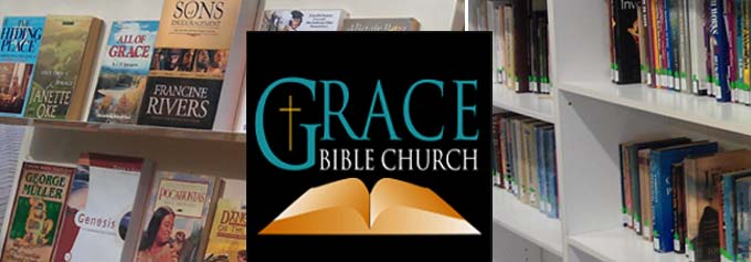 Grace Bible Church Library logo